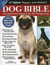 Original Dog Bible: The Definitive Source for All Things Dog-ExLibrary