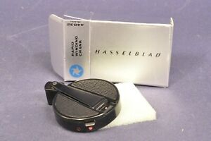 Hasselblad 44032 Schnelltransportkurbel Kurbel Transport OVP rapid winding crank