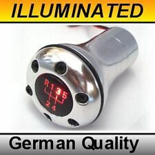 RED Gear Shift Knob VW Golf Jetta MK1 MK2 Mk3 MK4 VR6