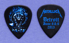 Metallica James Hetfield Orion Black Ultex Guitar Pick - 2013 Tour Detroit