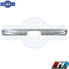 1967-1972 Chevy GMC Fleetside C/K Pickup Truck Rear Bumper Chrome AMD