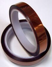 Kapton Polyimide Tape 0.6-inch 15mm Wide 2-mil Thick 100-ft -- High-Temp/Voltage