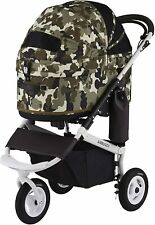 AirBuggy for Pet Stroller Dome 3 Brake Large Basic Ca 00006000 mo Brown Ad2603 L Size