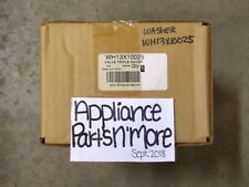 GE WASHER WATER INLET VALVE PART NUMBER: WH13X10025 FREE SHIPPING BRAND NEW PART