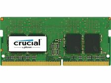 Crucial 16GB 260-Pin DDR4 SO-DIMM DDR4 2133 (PC4 17000) Laptop Memory Model CT16