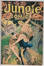 Jungle Comics #93 GOOD GIRL ART COVER F+ VERY SOLID COPY !