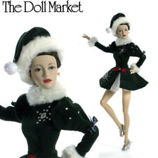 New- Madame Alexander Christmas Harolder 1994 Radio City Rockette - Retired