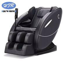 electric full body massage chair 4d zero gravity 3d foot shiatsu Free shipping!