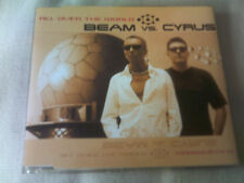 BEAM VS CYRUS - ALL OVER THE WORLD - 5 MIX DANCE CD SINGLE