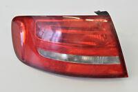 AUDI A4 B8 2.0 TDI 2010 RHD REAR TAIL LIGHT LAMP LEFT NEAR SIDE 8K9945095