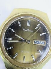Pencron Men's Watch English Spanish Days Watch Vintage and Rare