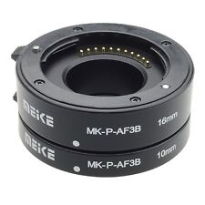 Meike Auto Focus Macro Extension Tube for Panasonic & Olympus Micro 4/3 System