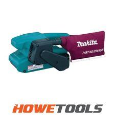 MAKITA 9911 240v Belt sander 75 x 457mm belt
