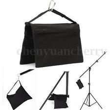 Photography Studio Stage Weight Film Sandbag Sand Bag Boom Light Stand Black