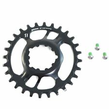 SRAM X-Sync Steel Direct Mount Chainring 28T 6mm Offset GXP