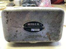 Vin. Umco Corp. Aluminum Double Sided Fishing/Tackle Box *Model P-9 With Flies
