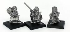 Samurai Dwarf Individuals Warhammer Fantasy Armies 28mm Unpainted Wargames