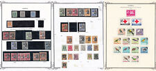 Gambia. 1912-1963. Mint & used selection on three pages.