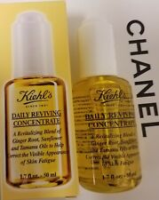 Kiehl's Daily Reviving Concentrate 1.7Oz Youthful Radiant Looking Skin New & BOX