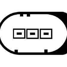 Sensor, Motorölstand HELLA 6PR 007 868-031