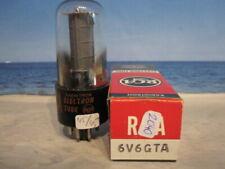 6V6GTA # 6V6 GTA # RCA # NOS NIB (2040)