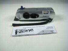 Polaroid I Zone Instant Pocket Camera Instructions NO BATTERIES
