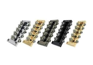 Ray Ross Saddle-Less 5-String Bass Bridge - 19mm Spacing