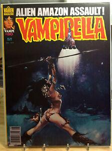 VAMPIRELLA #80 (AUG1979) VF/NM WARREN MAGAZINE