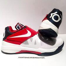 Nike KD 4 IV sz 13 USA Weatherman Aunt Pearl 10 Nerf Warriors 473679-103 Sample