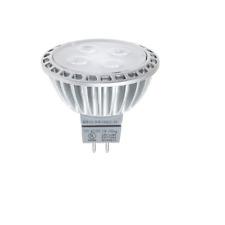 6 Stück LED Strahler Spot MR16 5 Watt 5W warmweiß 30° 12V AC DC