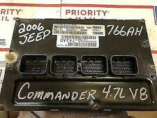 2006 Jeep Commander 4.7L PCM ECM ECU Part# 68069291 REMAN Engine Computer