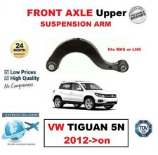 FRONT AXLE [fits LHS/RHS] Upper SUSPENSION CONTROL ARM for VW TIGUAN 5N 2012->on
