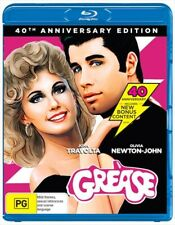 Grease - 40th Anniversary Edition, Blu-ray