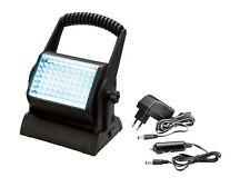 Benson 9032 Akku Scheinwerfer 60 LED  Werkstattlampe Arbeitsplatzleuchte