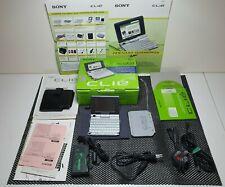 SONY Clie Clié PEG UX50 Personal Entertainment Organizer-Palm OS-5 Mini Notebook