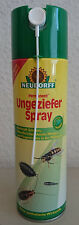(EUR 2,80 / 100 ml) Neudorff Permanent Ungeziefer Spray 500 ml