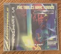 Tables Have Turned - DJ Rectangle Hip Hop CD