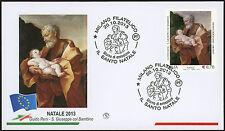 2013 - ITALIA - BUSTA PRIMO GIORNO FDC FILAGRANO NATALE 2013