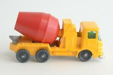 Husky Models No 79 ERF 66GX Cement Mixer - Made In Great Britain - (B50)