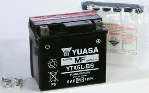 Yuasa Battery Ytx5l-Bs Maintenance Free Yuam32x5b