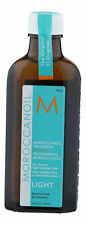 Moroccanoil Treatment Light 3.4 fl oz 100 ml. Hair & Scalp Treatment
