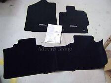 GENUINE TOYOTA CAMRY ATARA S SL SX ASV50R TAILORED CARPET MAT SET OF 4 BLACK
