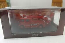 Fire Engine AEC Regent III Editions Atlas Collections 7147 021 NEW SEALED IN BOX