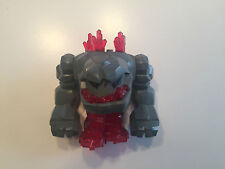 LEGO Power Miners Rock Monster Tremorox Red Minifigure 8708 8964 - B