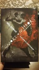 Neil Gaiman Smoke And & Mirrors Signed Limited Subterranean Press Dave McKean