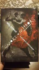 Neil Gaiman Smoke And & Mirrors Signed Limited Subterranean Press Dave McKean