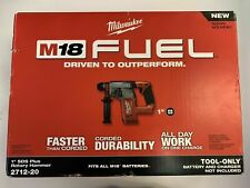 Milwaukee 2712-20 M18 FUEL 1 in. SDS Plus Rotary Hammer Tool Only