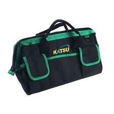 More details for katsu canvas tool bag 40x23x25cm