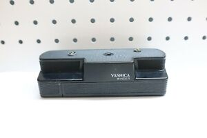 Nice Used Black Vintage Yashica Camera Film Auto Winder & Battery Pack - Japan