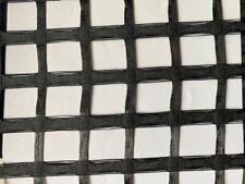 Stabilization Reinforcement Bewehrung GEOGRID / GEOGITTER PET  50 m2 - 30x30 mm